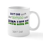 Hung Like Me Mug