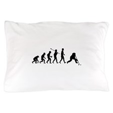 Ice Hockey Pillow Case