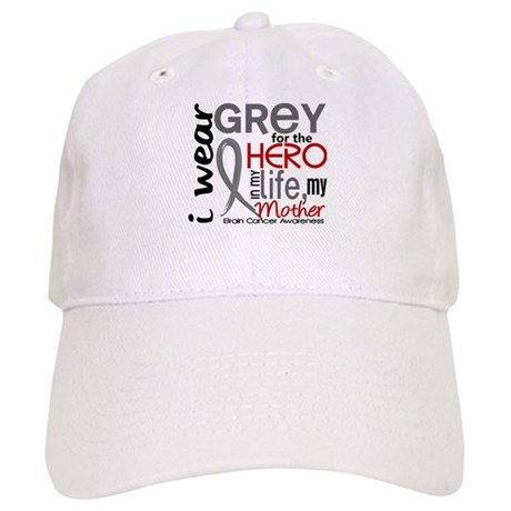 Hero in Life 2 Brain Cancer Cap