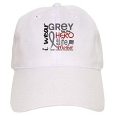 Hero in Life 2 Brain Cancer Hat