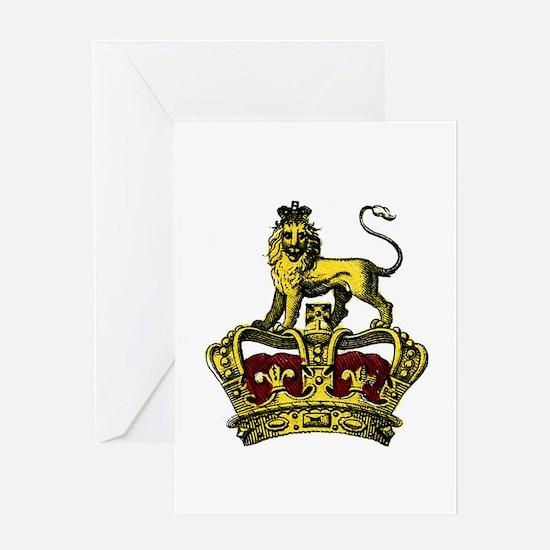 Really Royal Greeting Card