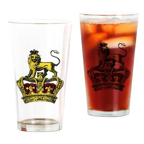 Really Royal Drinking Glass