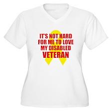 NotHardToLoveDisVet T-Shirt