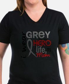 Hero in Life 2 Brain Cancer Shirt