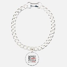 Hero in Life 2 Brain Cancer Bracelet