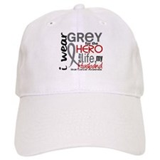 Hero in Life 2 Brain Cancer Hat