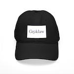 Black Groklaw Logo Cap