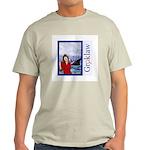 Ash Grey Groklaw SCO Sinks T-Shirt