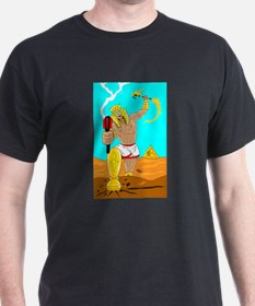 Ankhameth, Punisher of the Gods T-Shirt