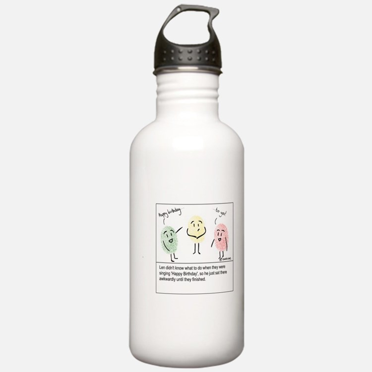 Do I Sing Too? Water Bottle