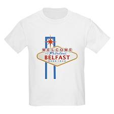 Las_vegas_belfast_sign.png T-Shirt