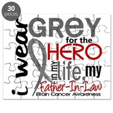 Hero in Life 2 Brain Cancer Puzzle