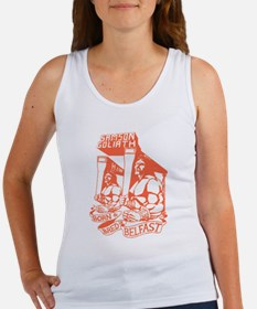 Born and Bred in Belfast Women's Tank Top