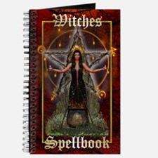 Witches Spellbook (Red/Fire)