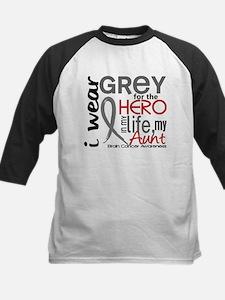 Hero in Life 2 Brain Cancer Tee