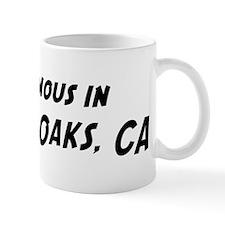 Famous in Angelus Oaks Mug