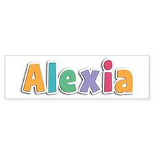 Alexia Spring11 Bumper Car Sticker