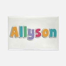 Allyson Spring11 Rectangle Magnet