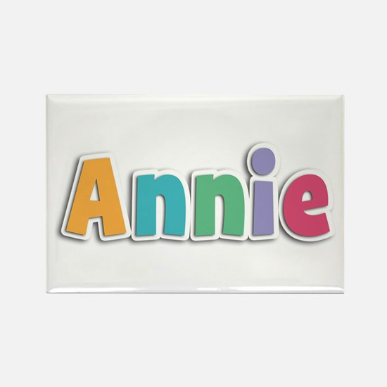 Annie Spring11 Rectangle Magnet