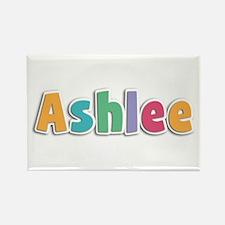 Ashlee Spring11 Rectangle Magnet