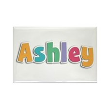 Ashley Spring11 Rectangle Magnet