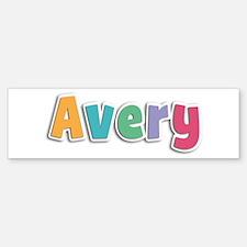 Avery Spring11 Bumper Bumper Bumper Sticker