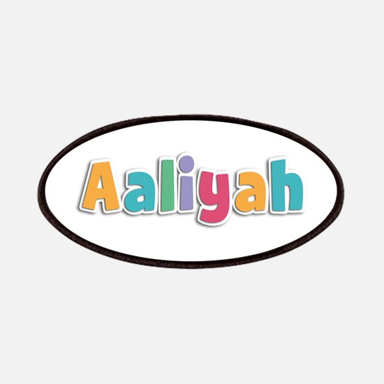 Aaliyah Spring11 Patch