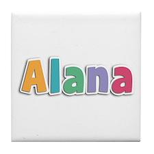 Alana Spring11 Tile Coaster