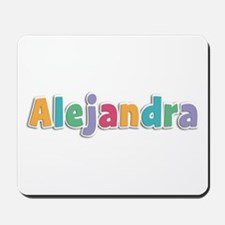 Alejandra Spring11 Mousepad