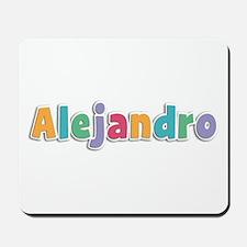 Alejandro Spring11 Mousepad
