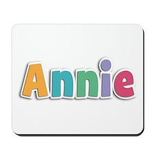 Annie Spring11 Mousepad