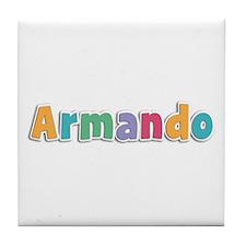Armando Spring11 Tile Coaster