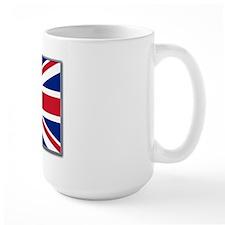 """""""British Flag"""" Mug"""