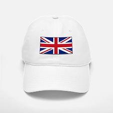 """British Flag"" Baseball Baseball Cap"