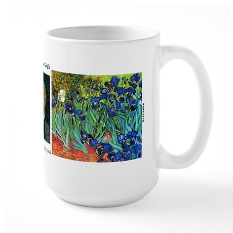 ArtzWithArtist Large Mug