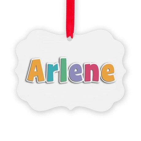 Arlene Spring11 Picture Ornament