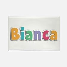 Bianca Spring11 Rectangle Magnet