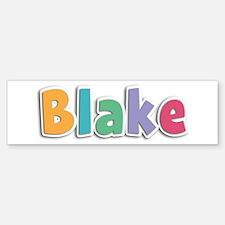 Blake Spring11 Bumper Bumper Bumper Sticker