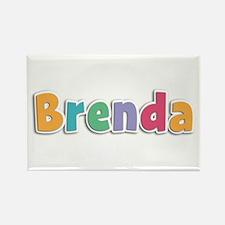 Brenda Spring11 Rectangle Magnet