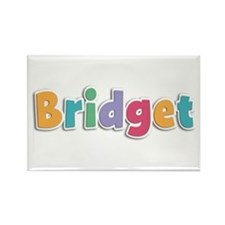 Bridget Spring11 Rectangle Magnet