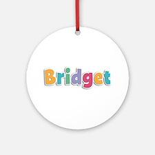 Bridget Spring11 Round Ornament