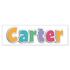 Carter Spring11 Bumper Bumper Sticker