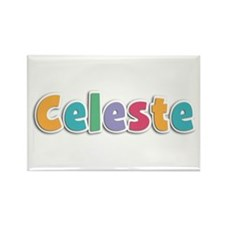 Celeste Spring11 Rectangle Magnet