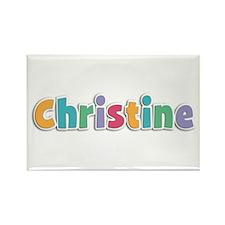 Christine Spring11 Rectangle Magnet