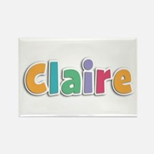 Claire Spring11 Rectangle Magnet