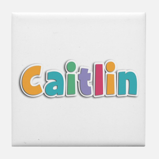 Caitlin Spring11 Tile Coaster