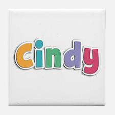 Cindy Spring11 Tile Coaster