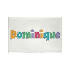 Dominique Spring11 Rectangle Magnet