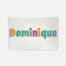 Dominique Spring11 Rectangle Magnet
