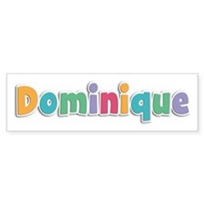 Dominique Spring11 Bumper Bumper Sticker